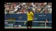Almagro - Nadal Us Open 2009
