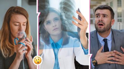В сезона на мръсния въздух: 5 симптома, че белите ви дробове са болни!