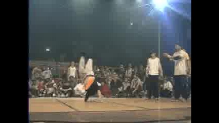 Break Dance Battle Of The Year