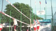 Vivacom Сребърни Медалисти в Турнира по Плажен Волейбол Между Компании