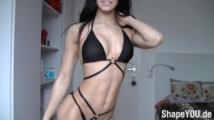 Stephanie Davis - missingthebeach Team Shape You