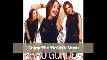 Ebru Gundes - Soz Vermistin Bana 2012 yeni album