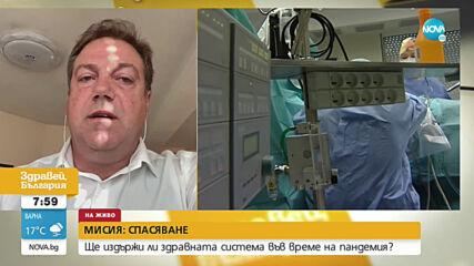 Д-р Маджаров: Няма основание да се забраняват плановите операции