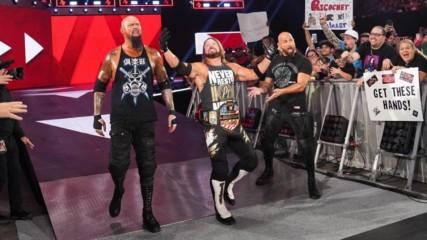 AJ Styles can't leave Ricochet alone: Wal3ooha, 18 July 2019