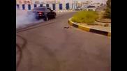 Mercedes пука гуми