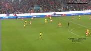 Швейцария 4:0 Литва ( квалификация за Европейско първенство 2016 ) ( 15.11.2014 )