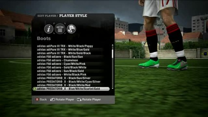 Fifa 11 New Boots - Youtube