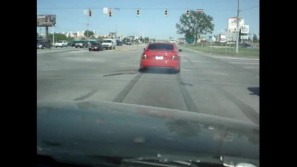 Как се тръгва от светофар...