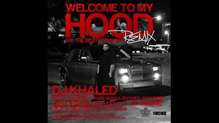 Dj Khaled (feat. Ludacris, T - Pain, Busta Rhymes, Twista, Birdman, Ace Hood, ...) - Welcome to My H