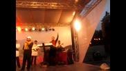 Концерт на Пп Абв и Николина Чакърдъкова и Боби Шапков с оркестър Фолклор Тв в Габрово 4/7