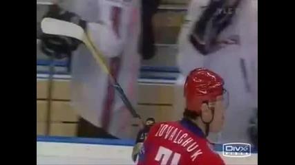 Хокея в Русия 100% умения