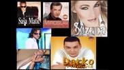Най - големите сръбски хитове /mix/