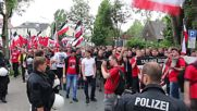 Germany: Hundreds of far-right protesters march against refugees in Dortmund