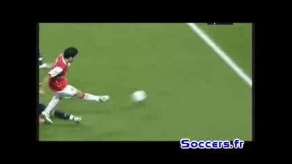 Арсенал - Славия Прага 6:0 Сеск