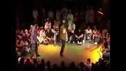 Salah (best Dancer) In Dance Battle