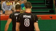 ВИДЕО: Бразилия би Германия с лекота на СП по волейбол