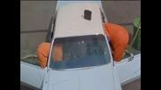 Една от най - великите сцени в киното ! Car Wash - 1976г.