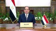 مصر: السيسي للجمعية العامة: ملتزمون بالتوصل لاتفاق ملء سد النهضة حفاظا على حياة 150 مليون مصري وسوداني