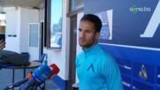 Борислав Цонев с първи коментар след завръщането си в Левски