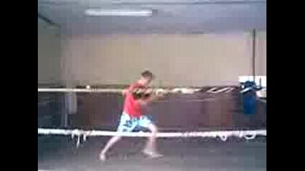 Boxing Petio I Niki