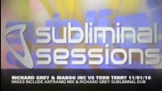 Richard Grey amp; Maboo Inc vs Todd Terry - Something s Going On 2010 (jose Nunez Remix)