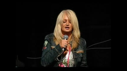 Bonnie Tyler - If You Were A Woman And I Was Man