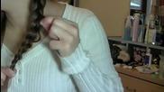 Направи си прическа Cute Heart Shaped Braids