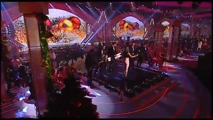 Milos Brkic i Rada Saric - Lazem sve - GNV - (TV Grand 01.01.2015.)