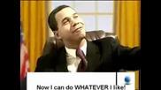 Barack Obama - Whatever I Like