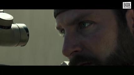 Американски снайперист - представяне на филма в BOX Office с Борис Кашев / Поп Топ