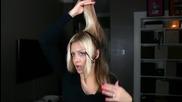 Как да подстрижем сами в къщи косата си на много пластове