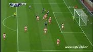 Нюкасъл 1:2 Арсенал 21.03.2015