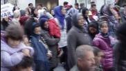 Гърция: Хиляди мигранти и симпатизантите им протестираха