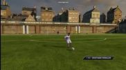 Fifa 11 Rabona Fake