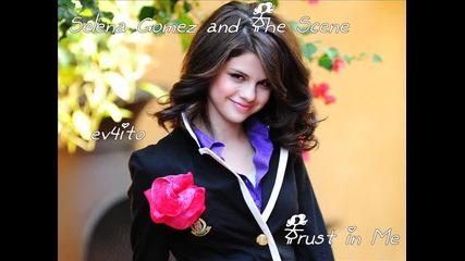 Selena Gomez and The Scene - Trust in me