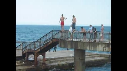 Бургас - Скок От Моста 1