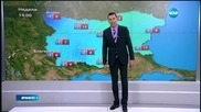 Прогноза за времето (21.02.2015 - централна)