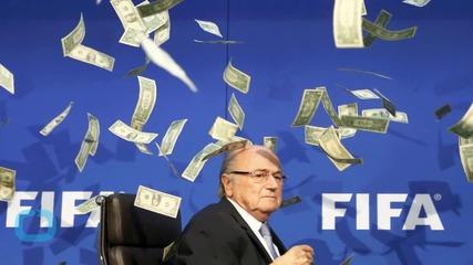 Embattled FIFA Boss Deserves a Nobel Prize, Putin Says