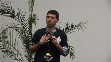 Менторство - Даниел Томов - StartUP@Blagoevgrad 2013