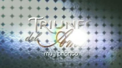 Triunfo del Amor - promo
