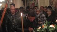 Дариха на СУ частица от мощите на Св. Климент Охридски