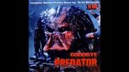 Predator: Complete Full Soundtrack Score by Alan Silvestri 1987