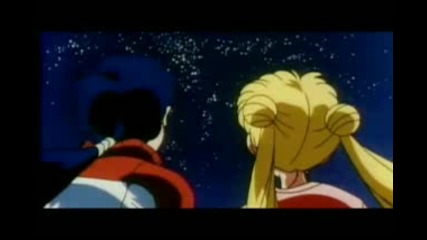 Sailor Moon ~ Seiya & Usagi