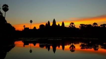 Ангкор Ват - възход и падения (