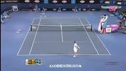 Australian open 2010 : Федерер - Мъри | част 3/3