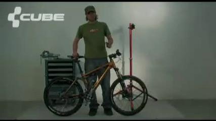 Cube Bikes Supspension Setup