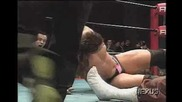 Hayabusa vs. Mike Awesome: Frontier Martial - Arts Wrestling 03.17.1998