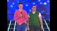 Перфектно изпълнение - Ангел и Моисей - X Factor - 27.09.11