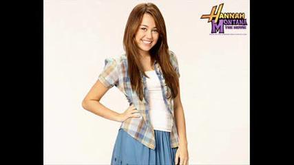 Hannah Montana ;d