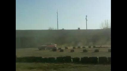 Дрифт във село Бутово 2